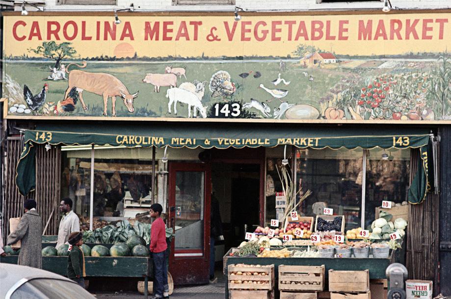 143 Lenox Ave. Harlem , 1970