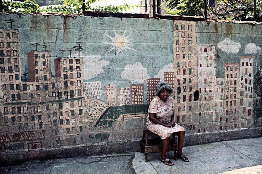 East Harlem , 1970