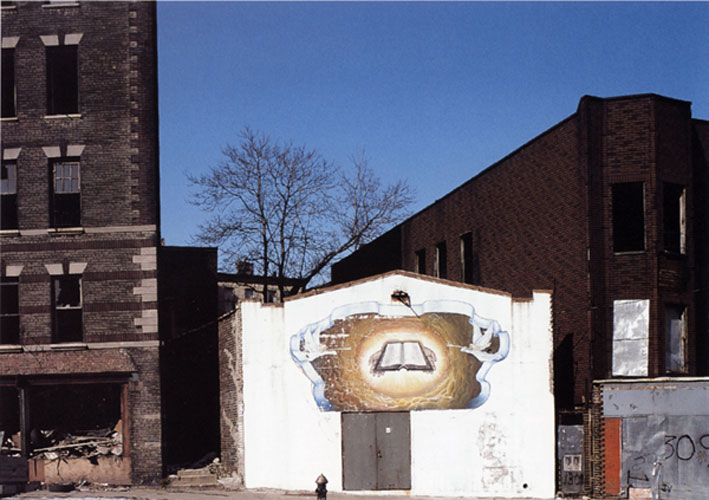 Church, West Farms Road, Bronx , 1990