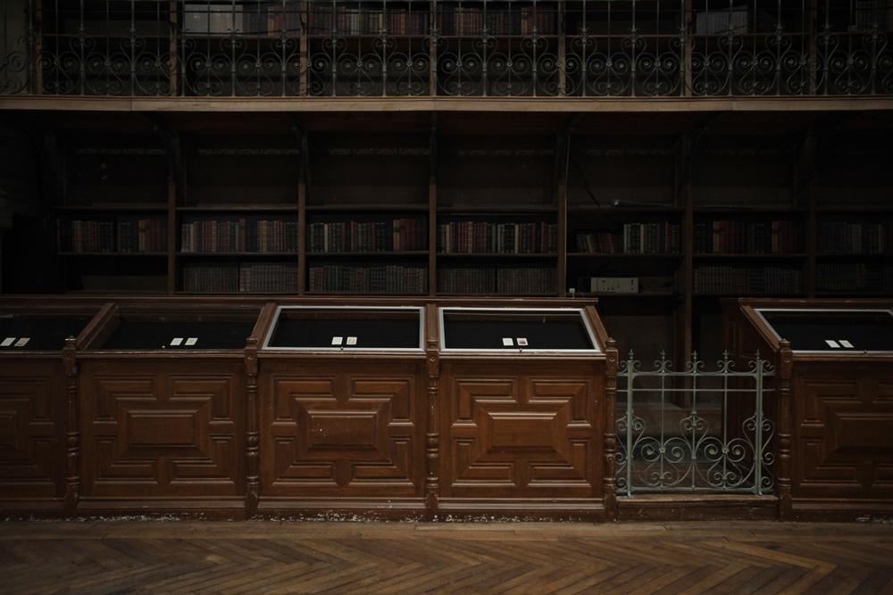 Stéphaniè Solinas   Phénomènes (installation view),2007