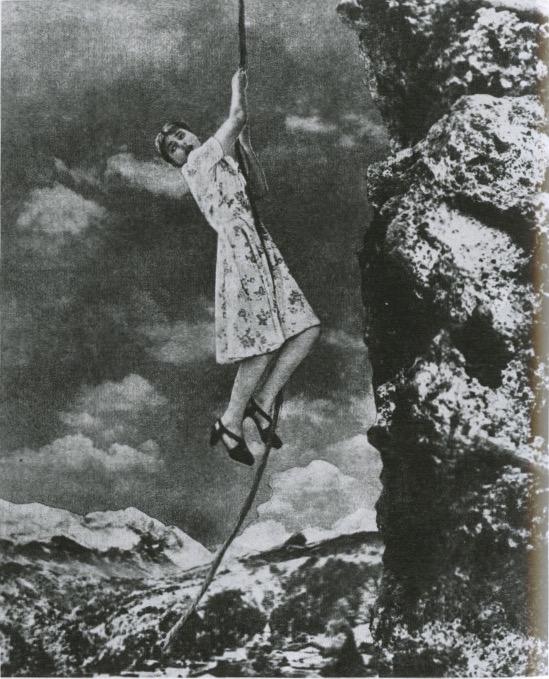 Grete Stern   Dream 32  , 1949 11.8 x 9.5 inch Silver Gelatin Print