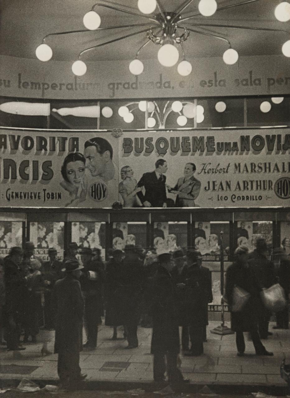 Horacio Coppola. Buenos Aires. 1936 CREDIT:ESTATE OF HORACIO COPPOLA