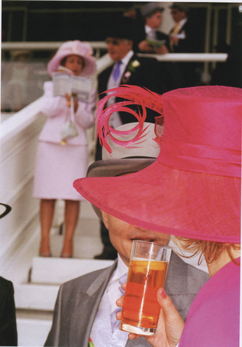 Martin Parr   Pink Hat , 1995-2009 Archival Pigment Print, 20 x 30 in