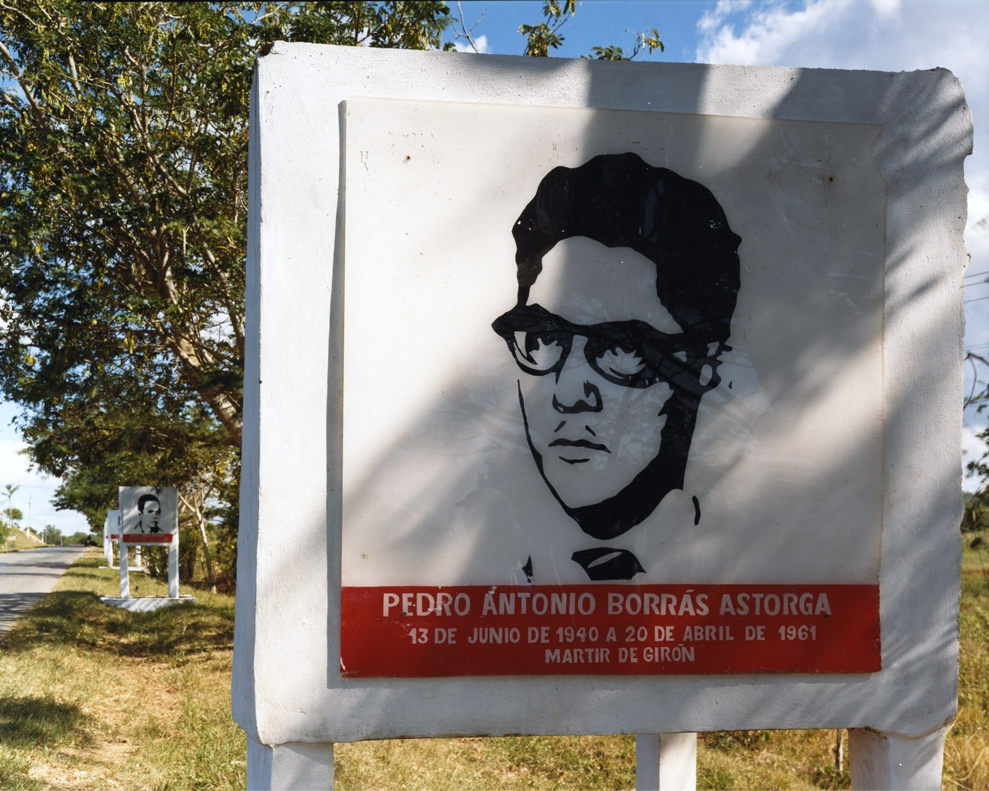 Martyr of the Bay of Pigs, Campechuela,  2004 C-print 20 x 24 inches