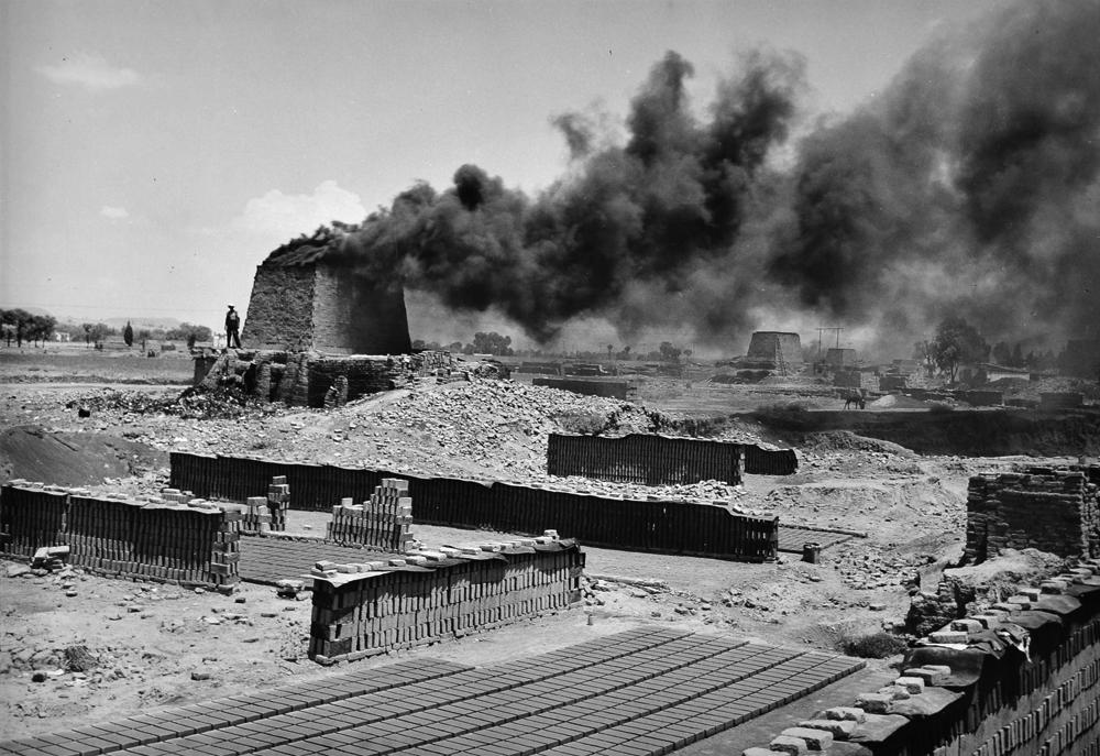 La quema , 1957