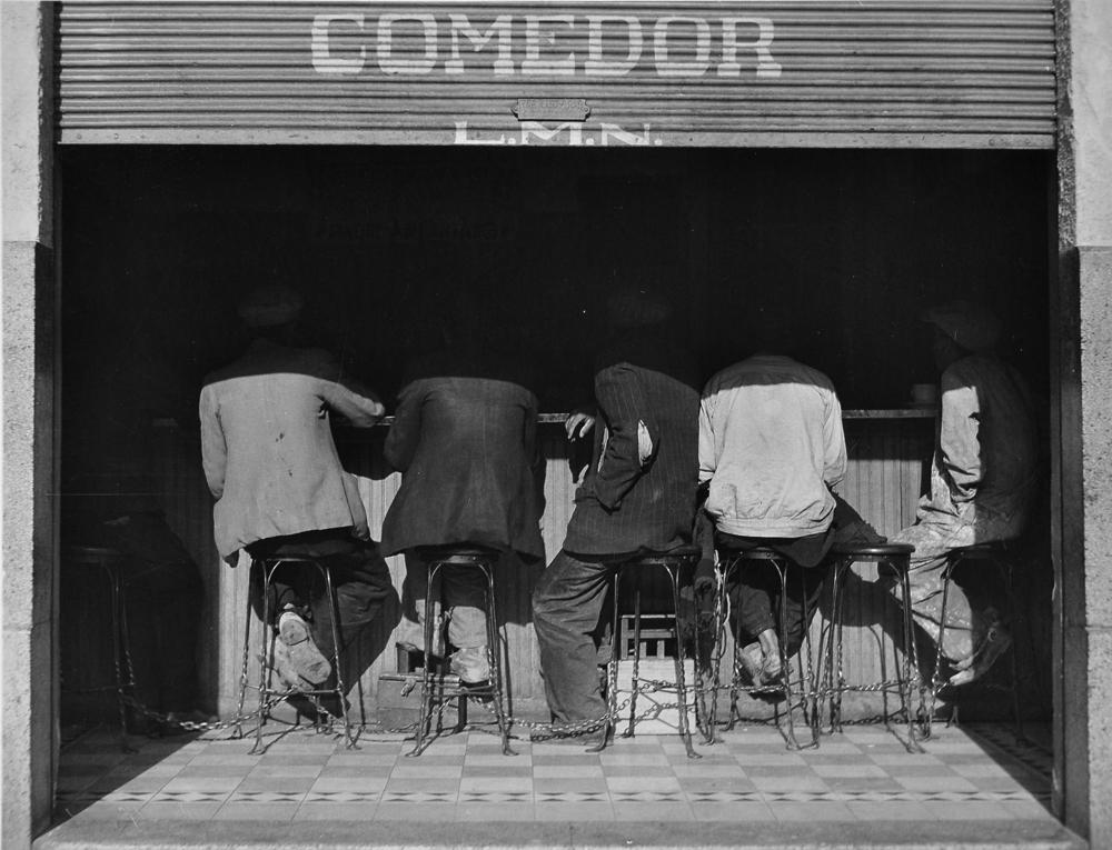 Los agochados, 1934