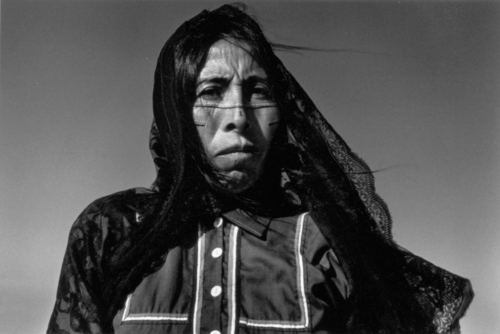 Untitled , Desierto de Sonora, 1979 Silver Gelatin Print Image 8.25 x 11.25 inches/Sheet 11 x 14 inches