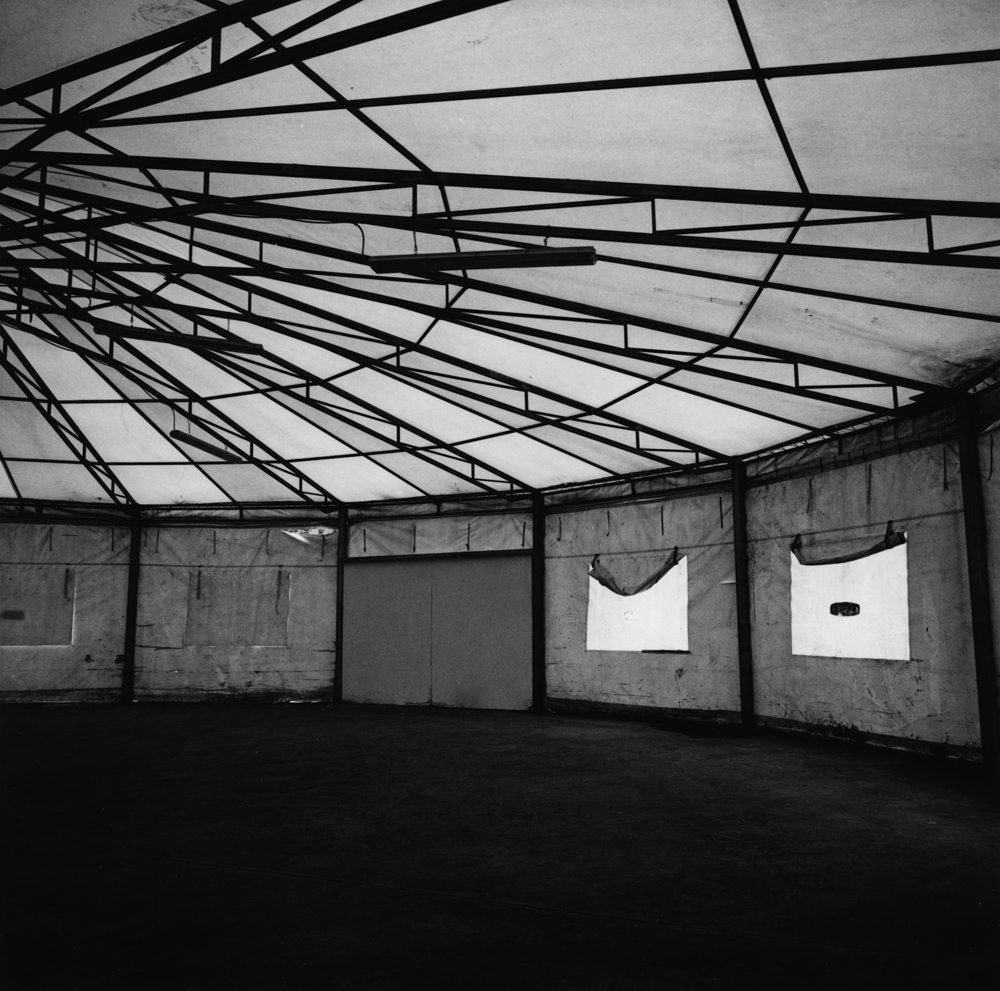 Untitled  (tent interior), from the series  asor