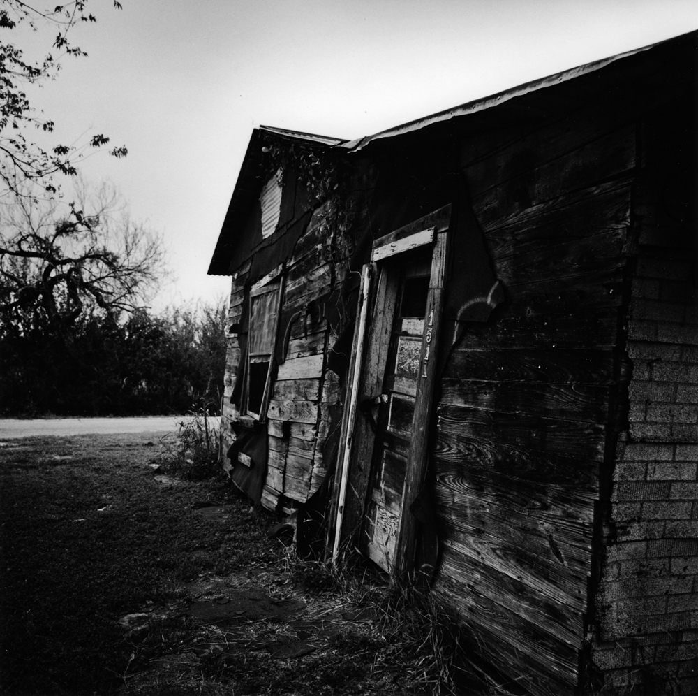 Untitled  (wood shack), from the series  asor