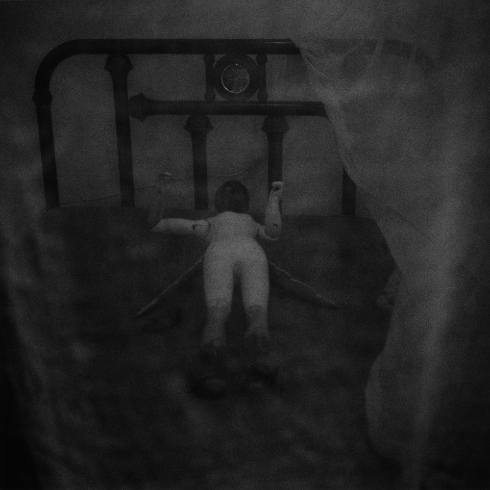 Untitled  (doll on bed), from the series  asor