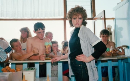 Martin Parr,  New Brighton  from  The Last Resort , c. 1983-85. CREDIT: MARTIN PARR/MAGNUM PHOTOS