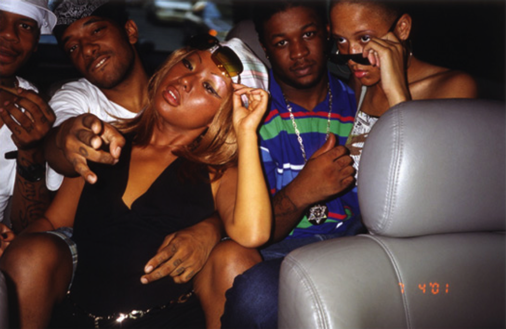 Nikki S. Lee  The Hip Hop Project (1),  2001 28.25 x 21.25 inch Fujiflex Print