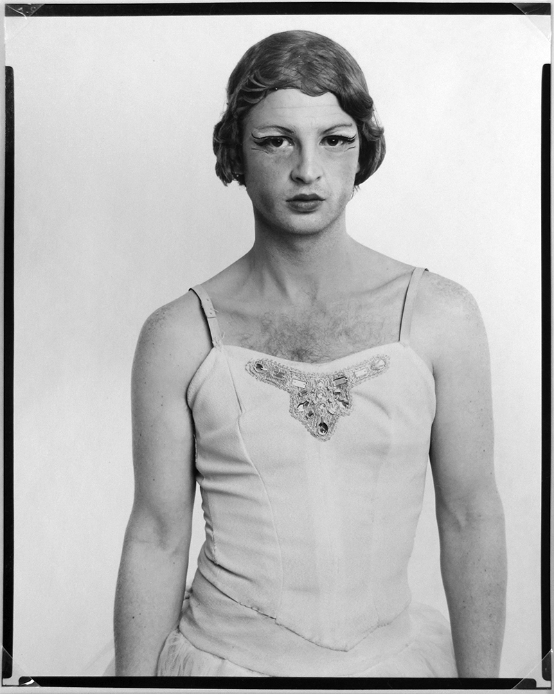 John Martin, Dancer, New York City, 3/20/1975