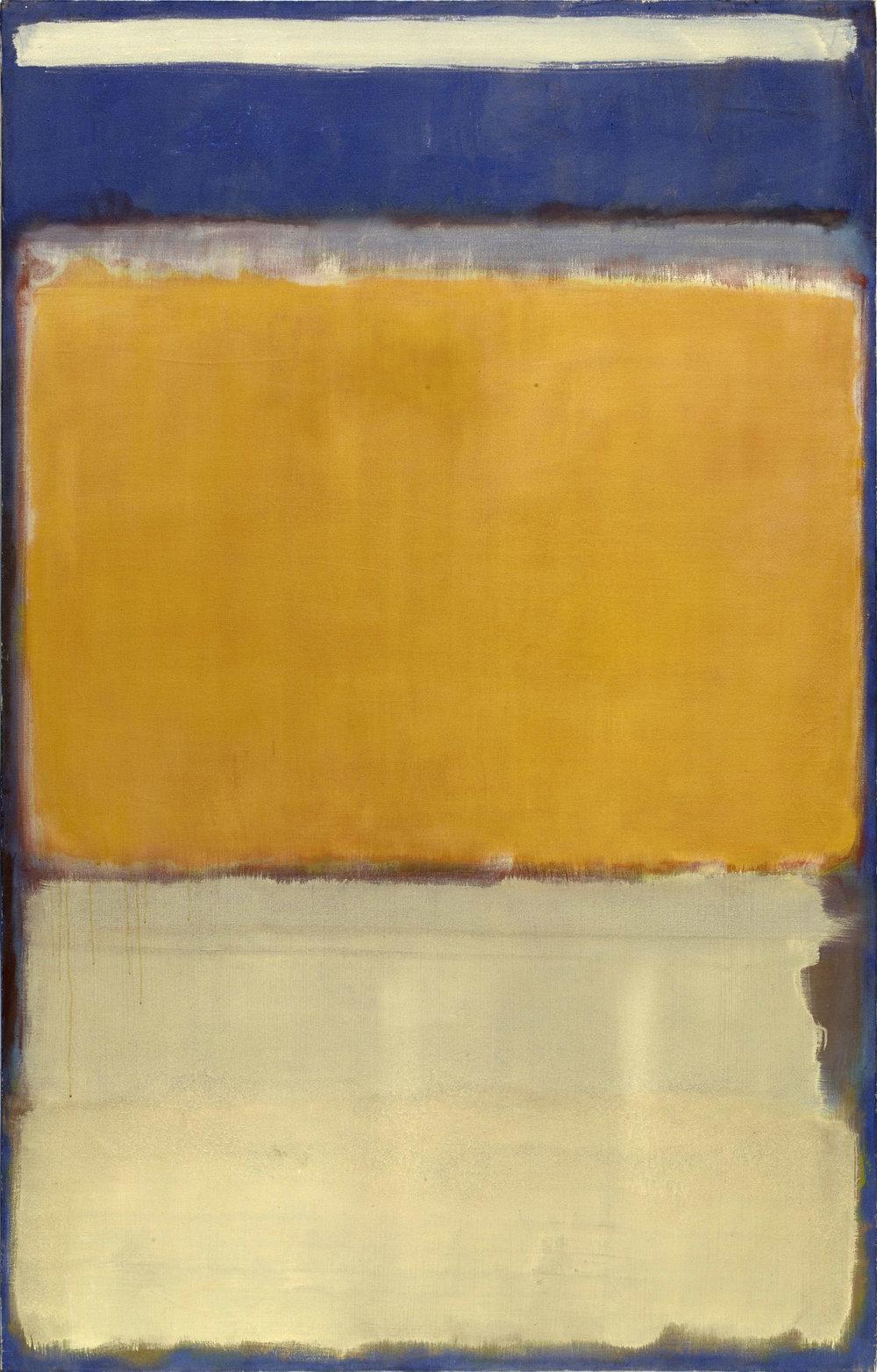 Mark Rothko, No. 10, 1950