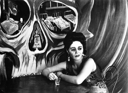 Graciela Iturbide   Mexico DF , 1972 16 x 20 inch Silver Gelatin Print Signed on recto in ink From the collection of the artist Illustrated in: La forma y la memoria, p. 80; Images of the Spirit, pp. 92-93; Graciela Iturbide. The Hasselblad Award 2008, Steidl, page 64. $6,000