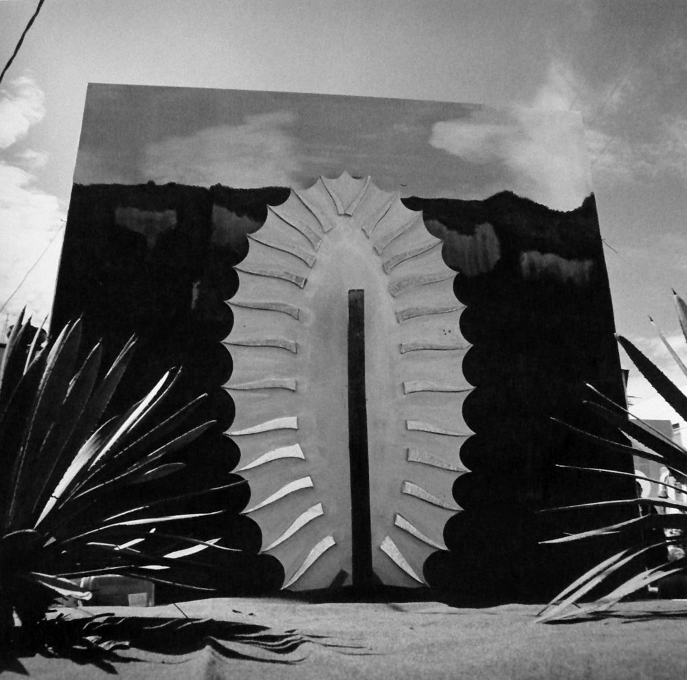 Graciela Iturbide   La Guadalupe en Chalma , Chalma, México, 2005 20 x 16 inch Silver Gelatin Print Signed by the artist in ink on recto Printed under the direct supervision of the artist From the collection of the artist  Graciela Iturbide. The Hasselblad Award 2008 , Steidl, page 25. $6,000