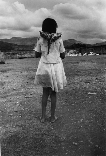 Graciela Iturbide   La Mixteca, Oaxaca , 1992 20 x 24 inch Silver Gelatin Print Signed, captioned and dated by the artist in pencil on verso Signed in ink by the artist on recto Printed under the direct supervision of the artist From the collection of the artist GCP22688 $8,000