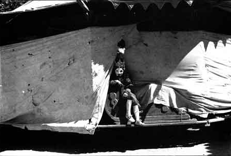 Graciela Iturbide   Volantin, Oaxaca,  1974 16 x 20 inch Silver Gelatin Print Signed and captioned on verso Printed by the artist From the collection of the artist Suenos de Papel Graciela Iturbide, page 68 GCP9903 $6,000
