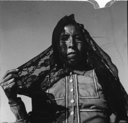 Graciela Iturbide   Untitled, Desierto de Sonora , 1979 2.5 x 2.5 inch Vintage Gelatin Silver Contact Print From the collection of the artist GCP17872 $5,000
