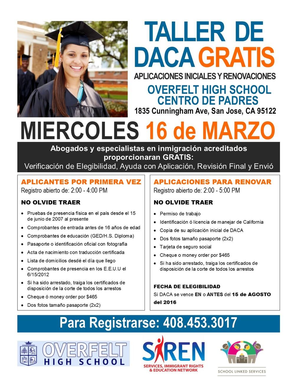 Spanish PDF Flyer