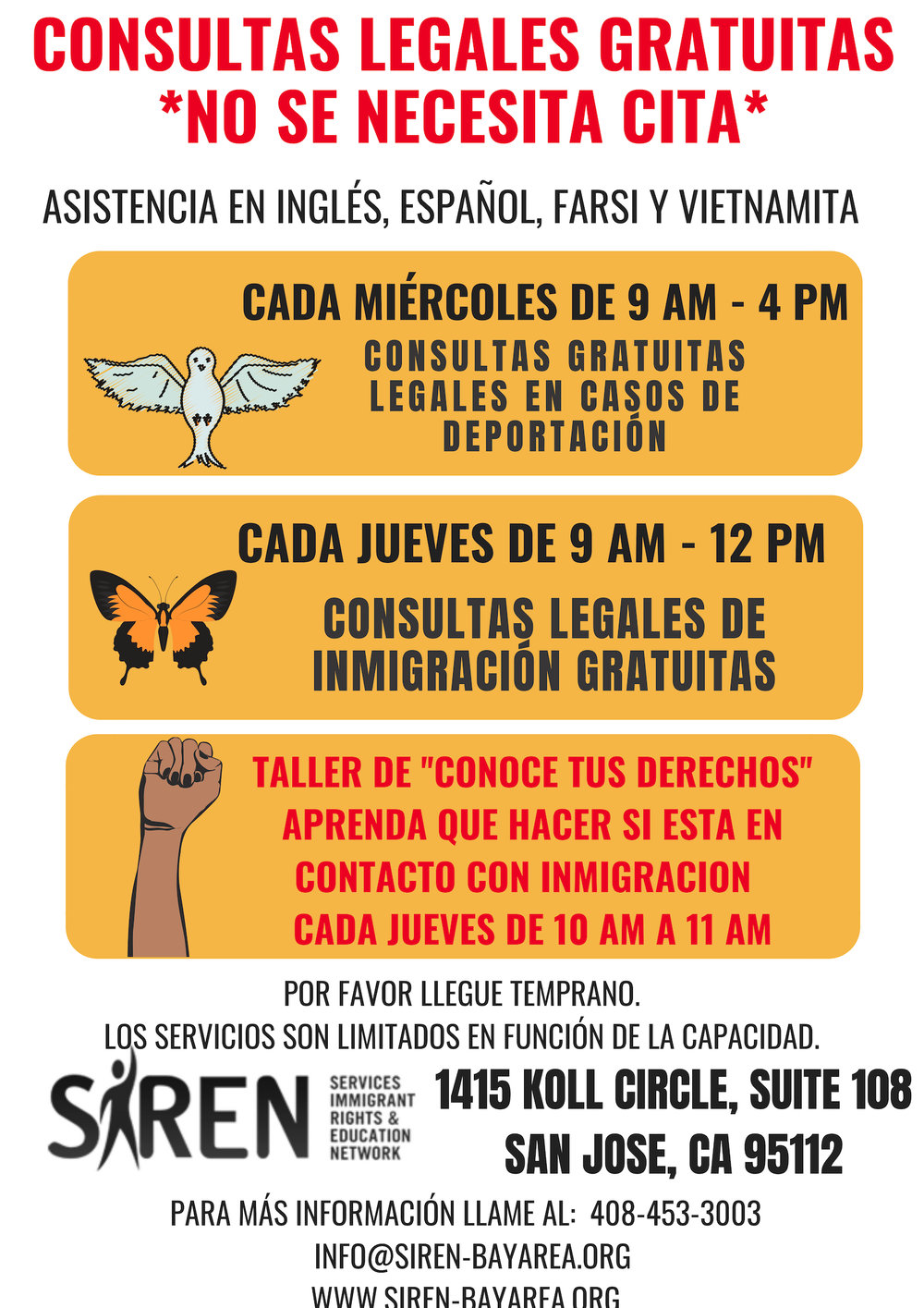 2019 Weekly Clinic Flyer (Spanish).jpg