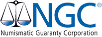 Numismatic Guaranty Corporation -ngc- Authorized Dealer