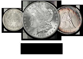 Carson City Silver Coins
