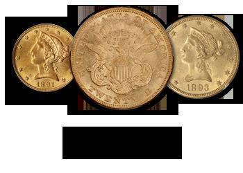 Carson City Gold Coins