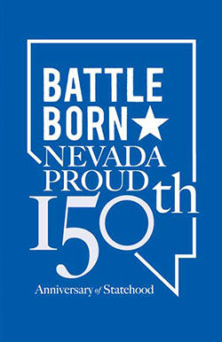 Southgate Coins helps celebrate Nevada's 150th Statehood Anniversary