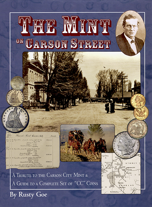 The Mint on Carson Streetby Southgate Coins owner Rusty Goe