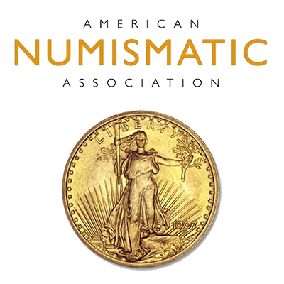 American Numismatic Association - Southgate Coins is an ANA Member