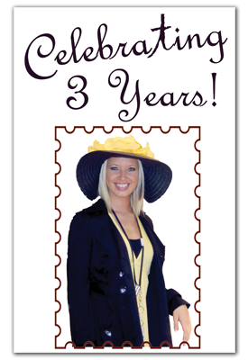 Southgate Coins employee Nicole Hoff celebrates 3 years at the coin shop