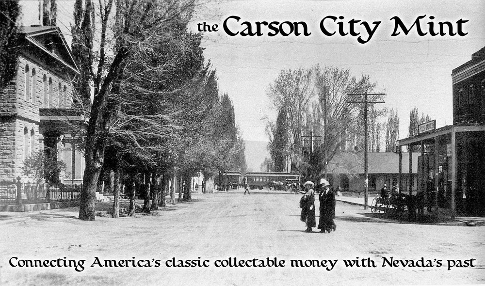 "The Carson City Mint - Southgate Coins in Reno - Buy and Sell ""CC"" Coins"