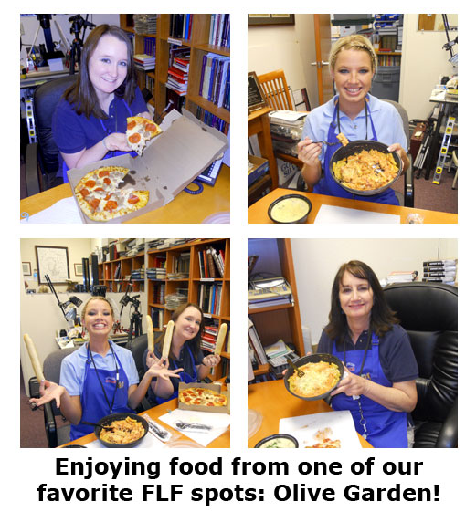 Free Lunch Fridays are enjoyed by all at Southgate Coins