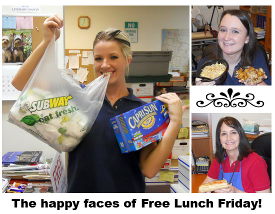 Southgate Coins enjoys another month full of Free Lunch Fridays