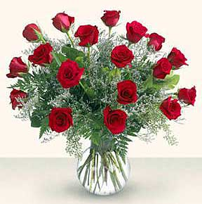 Digital flowers for Southgate Coins owners Rusty and Marie Goe on their wedding anniversary