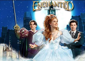 Southgate Coins goes to a winter move, Enchanted