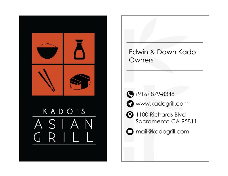 Business Cards — Designs by Kimi