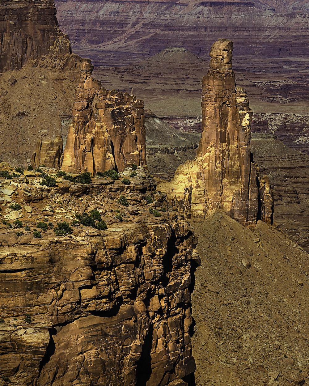 Washer Woman Arch, Canyonlands National Park, near Moab, Utah