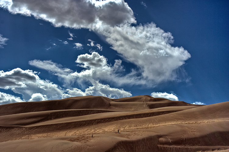 High Dune, Great Sand Dunes National Park, Colorado