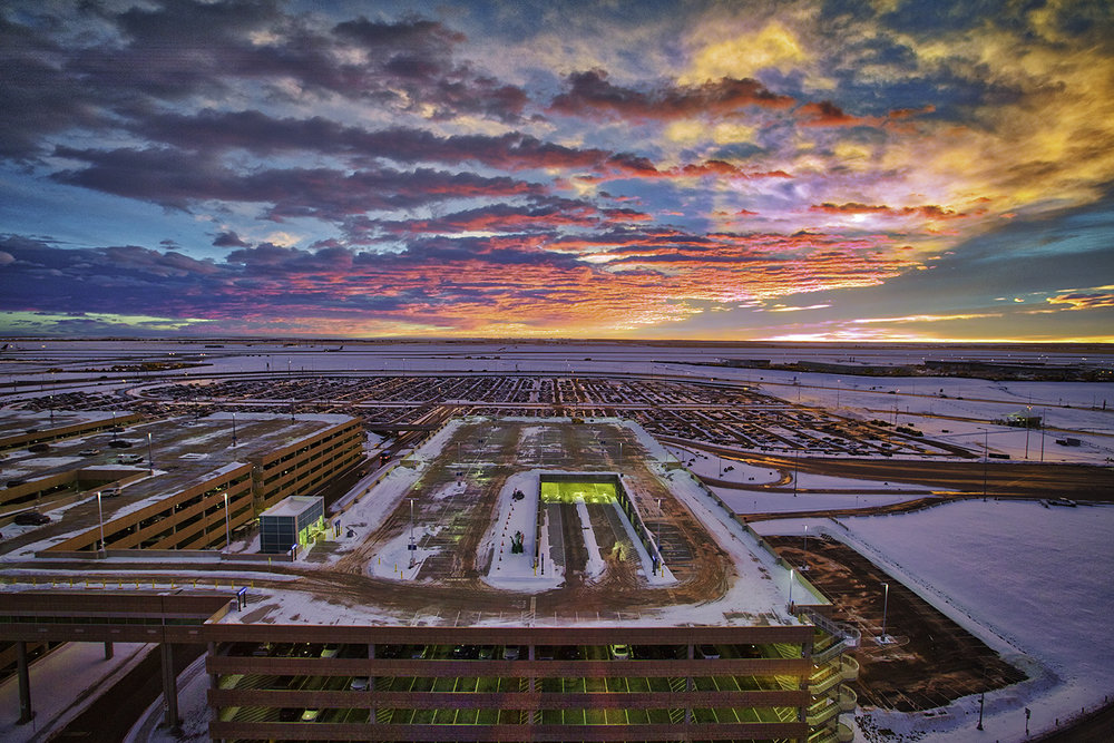 Location and Date: Denver, Colorado, USA.  20 Dec 2016  Tech Specs: 16mm @ f/8.0; ISO 2000.  3 image HDR  Camera & Lens: Canon 5D Mark III; Canon 16-35mm f/2.8L II USM