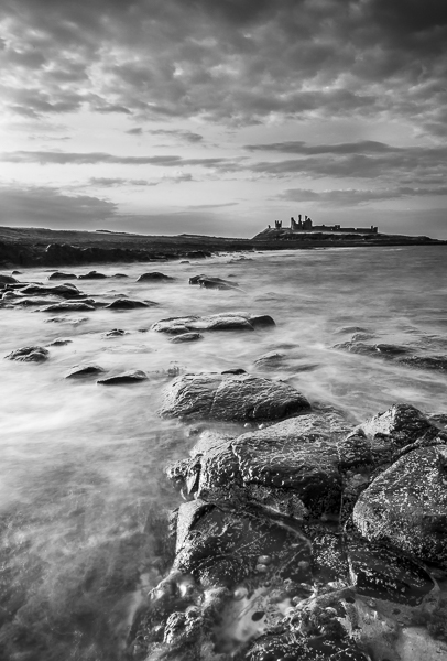 No. 13/32 - Dunstanburgh Castle, Northumberland