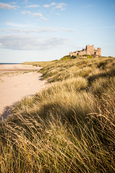 No. 14/32 - Bamburgh Castle, Northumberland