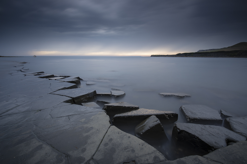 Kimmeridge Bay #1