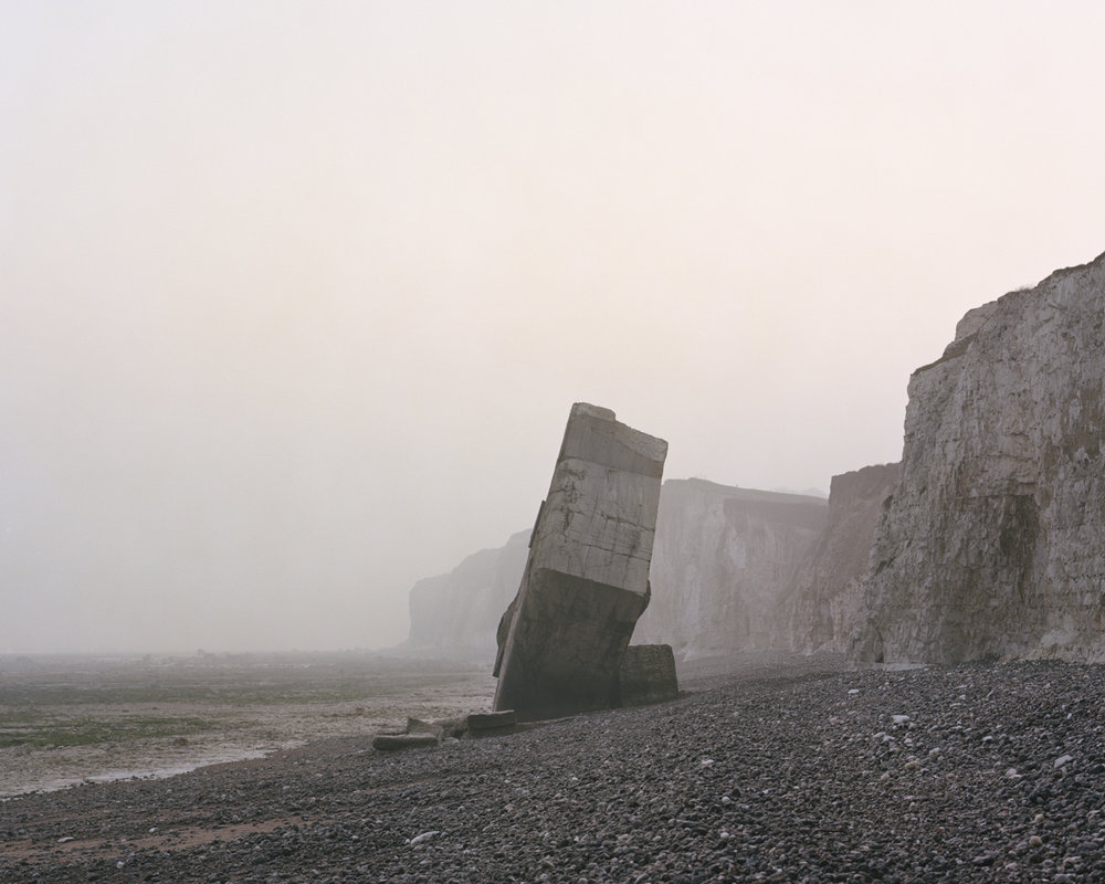 Sainte-Marguerite-sur-mer, Upper Normandy, France. 2012 Studland Bay I, Dorset, England. 2011(The Last Stand Project - Marc Wilson)