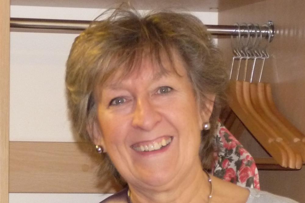 Tricia Mortimer - Trustee