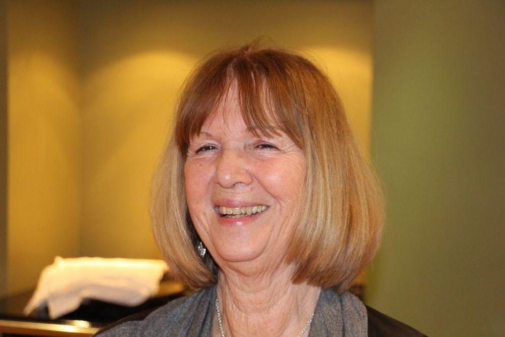 Sue Plummer - Trustee