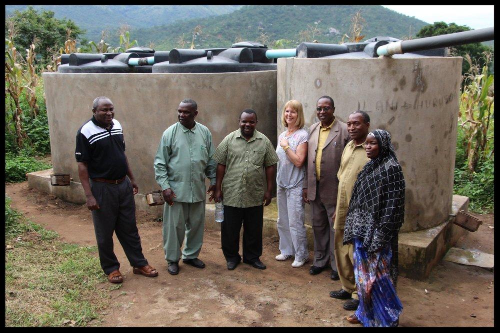 HC staff with MM trustee