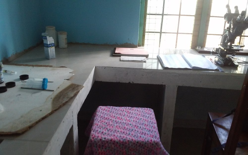 New hygienic work bench