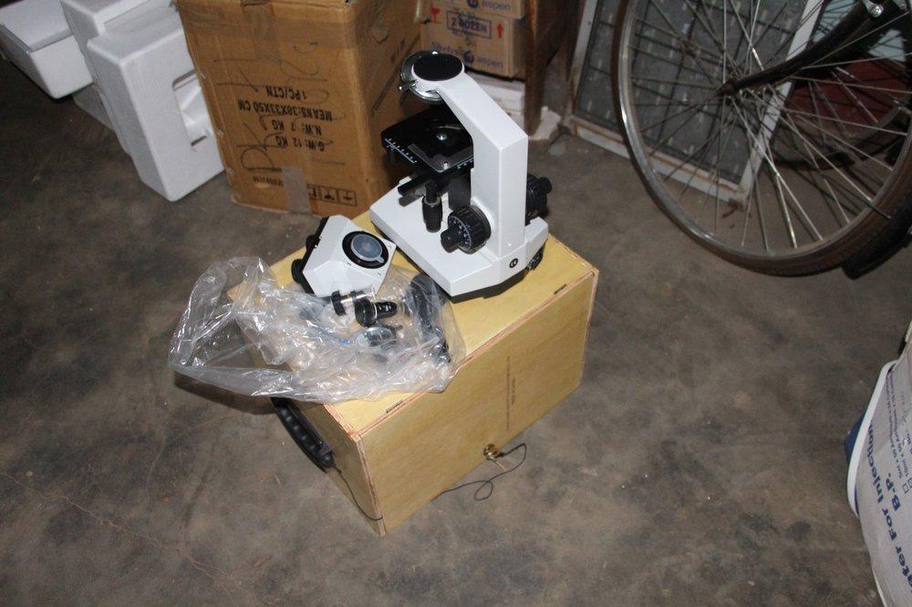 New microscope